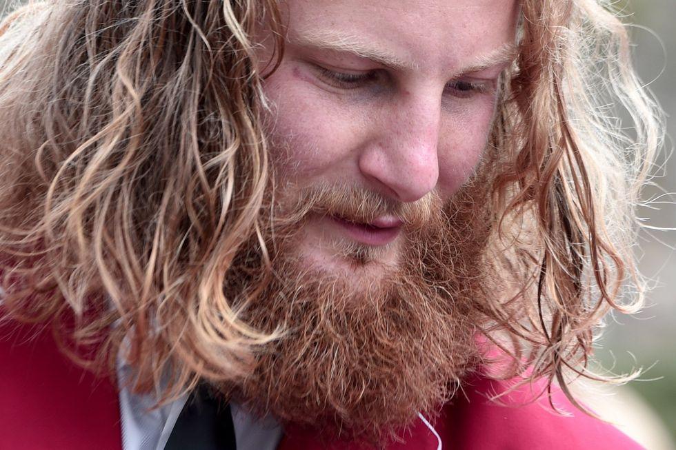 Che barba, questa Coppa del Mondo di rugby!
