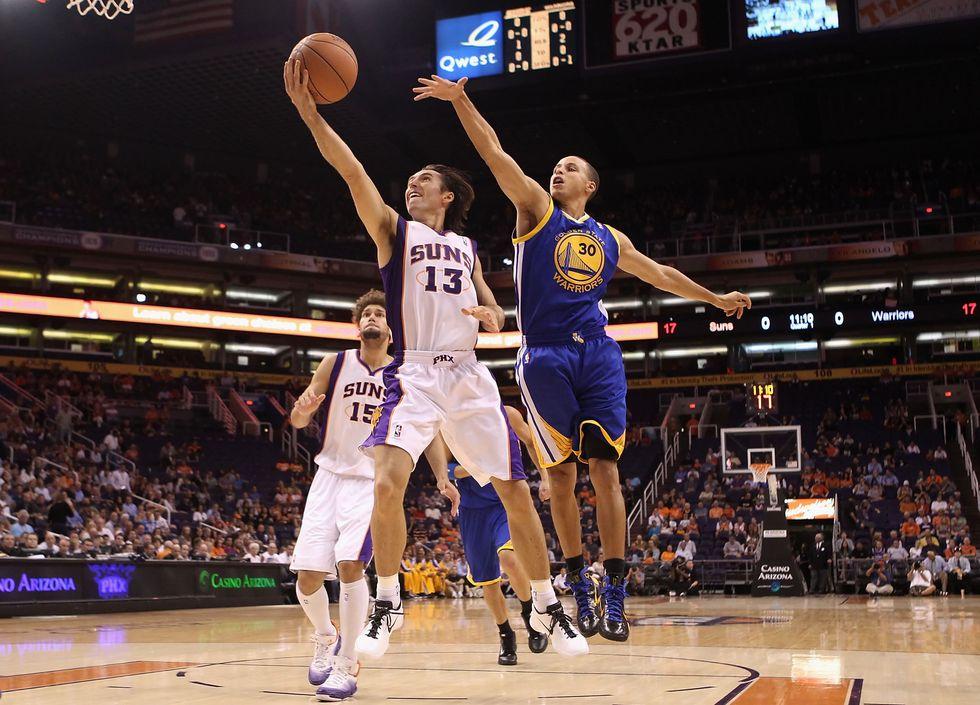 """Nba, Nash consulente ai Warriors. Curry: """"Finalmente un coach decente"""""""