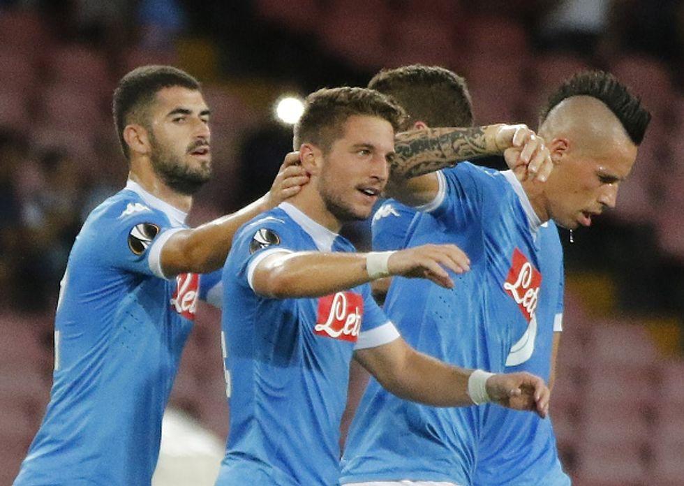 Europa League beffa, ma l'Italia scala il ranking Uefa