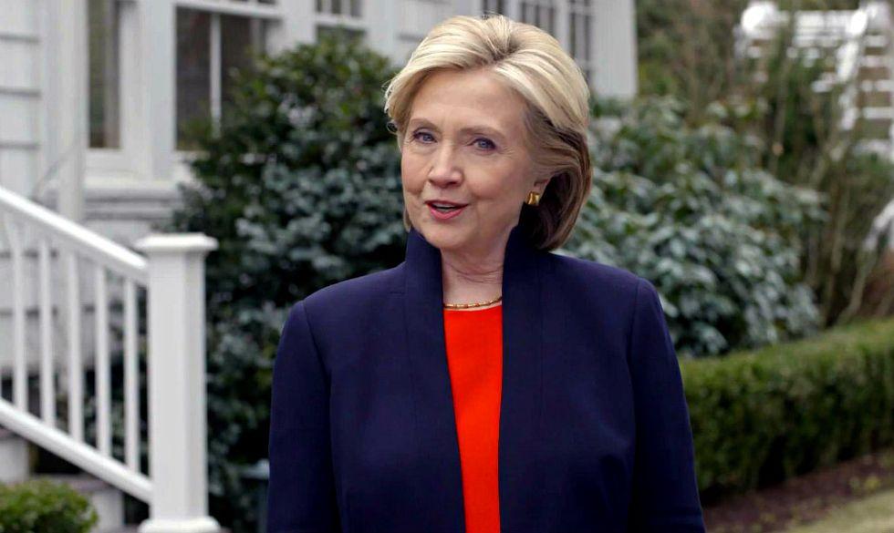 Hillary Clinton: presidente per la prosperità dell'americano comune