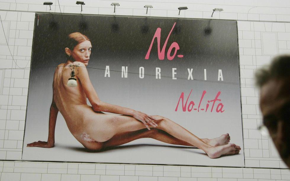 Anoressia: modelle troppo magre vietate per legge in Francia