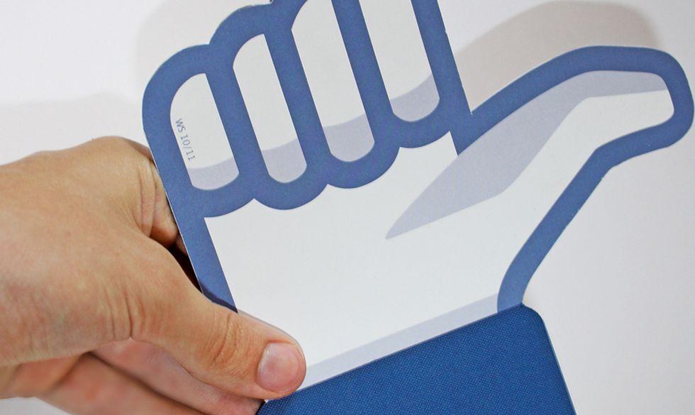 Facebook: 10 post su cui metterò Non mi piace