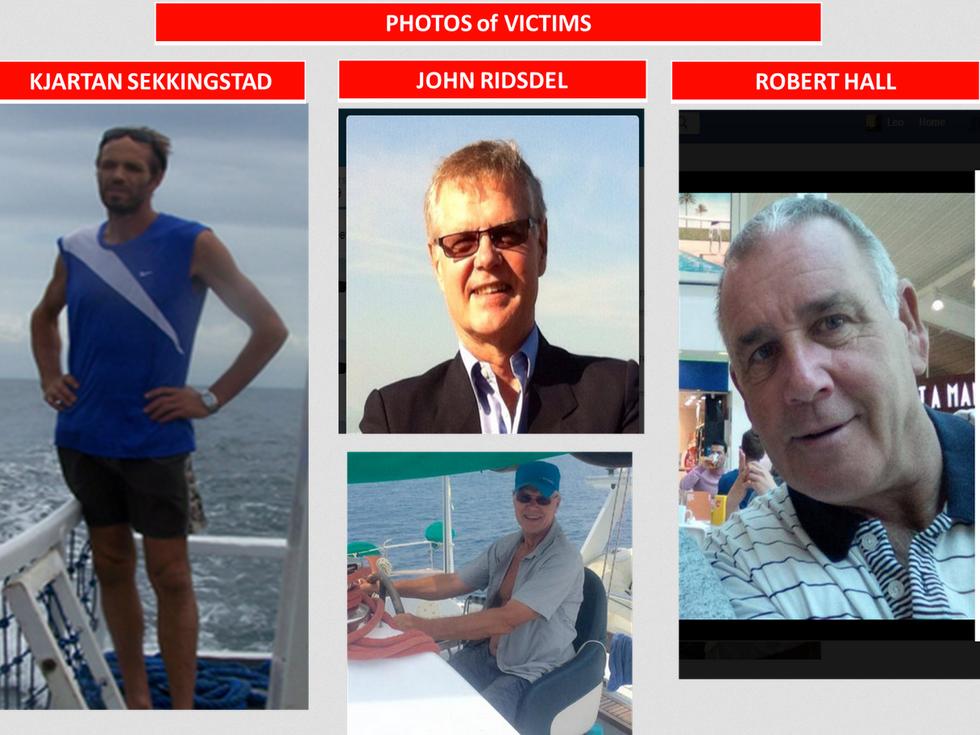 Il sequestro di tre stranieri nelle Filippine
