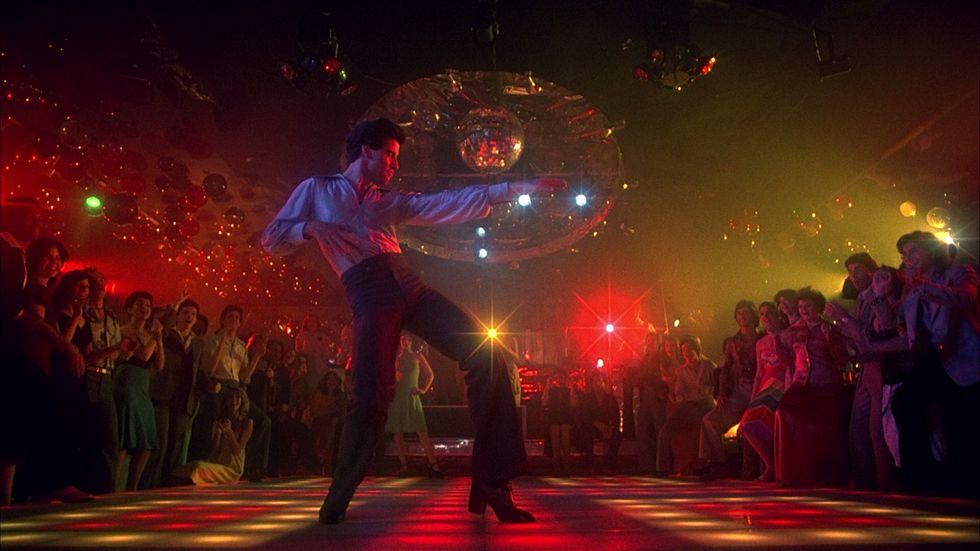 "L'irresistibile video ""100 movies scenes to Uptown Funk"""