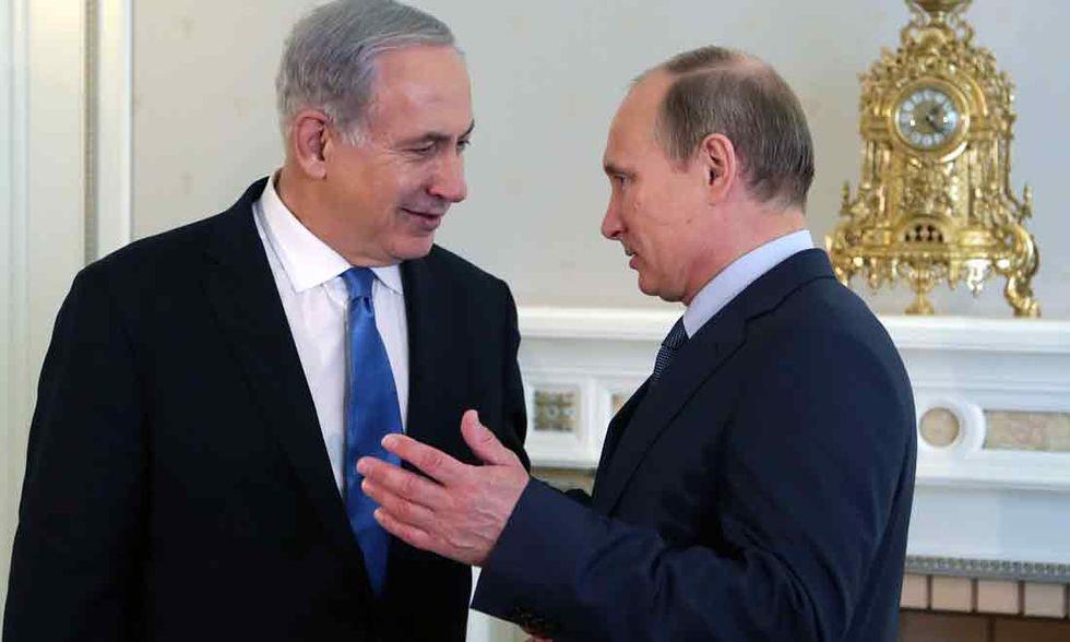 I motivi del patto tra Netanyahu e Putin sulla Siria