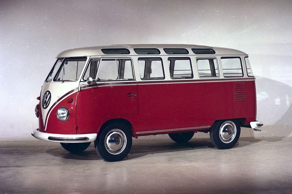 La Volkswagen nella storia. Dal Maggiolino a oggi - foto