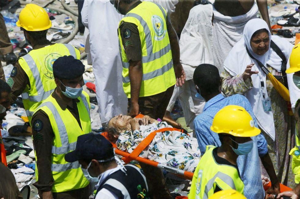 Lo stupidario online sulla tragedia della Mecca