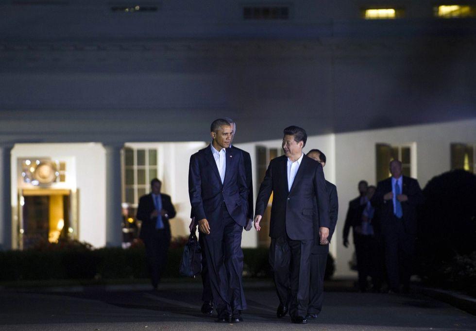 Xi Jinping da Obama, c'è l'intesa sulla lotta alle emissioni