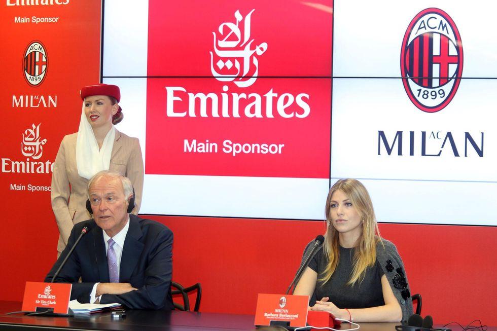 Il debutto di Lady Berlusconi: 100 milioni per il Milan