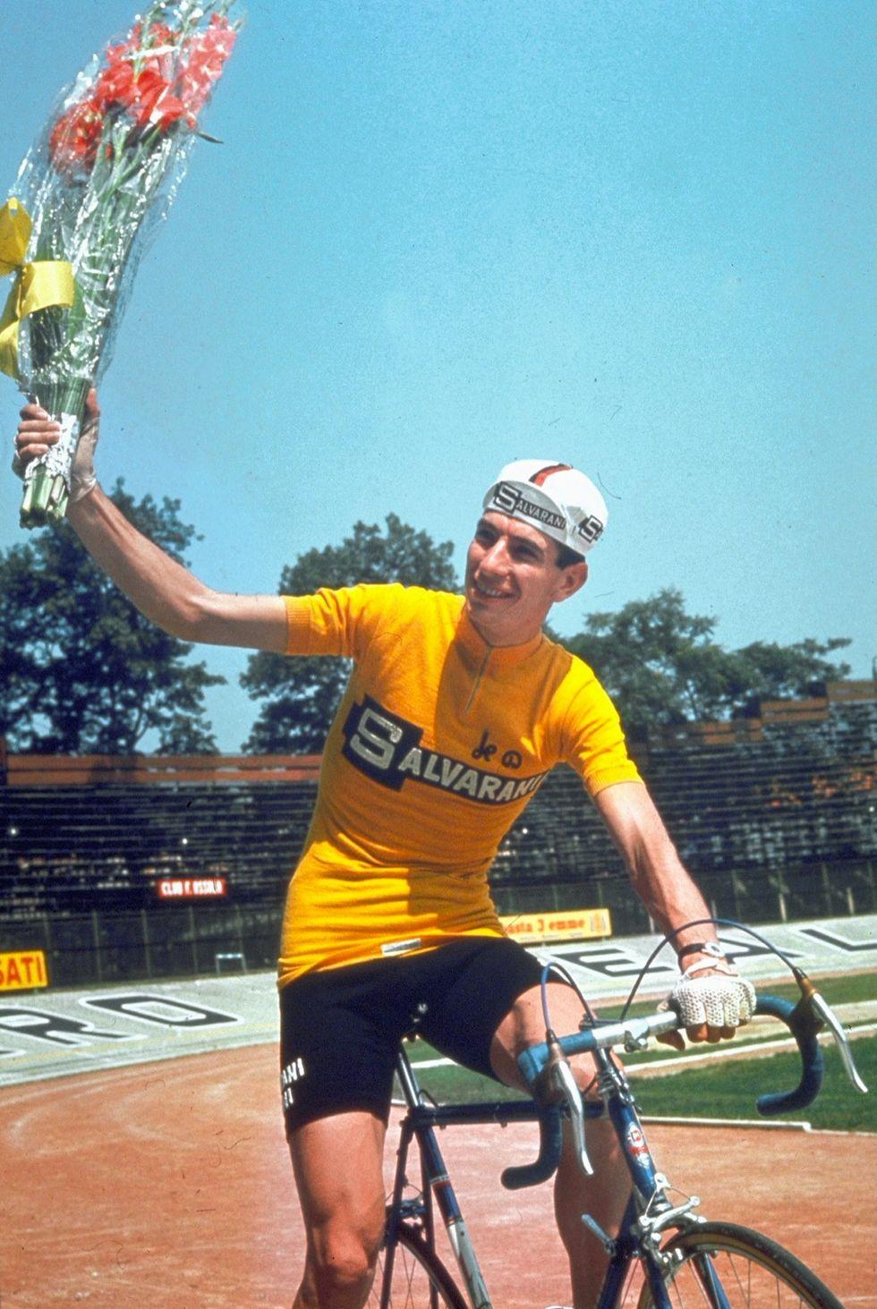 Buon compleanno a Felice Gimondi, nel 50° della vittoria al Tour de France