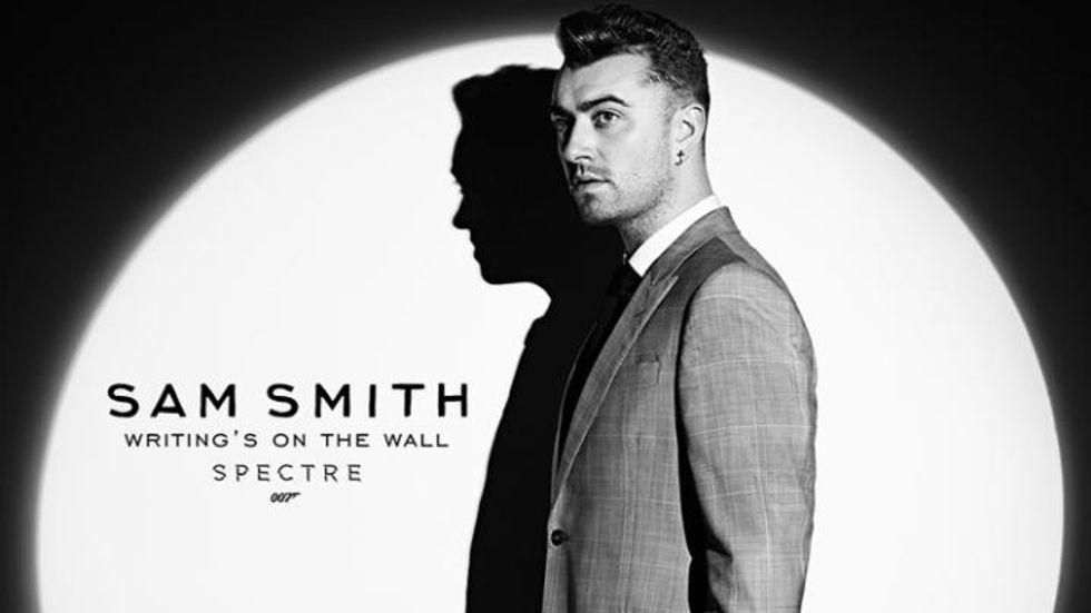 "Sam Smith:  ""Writing's on the wall"" al nr.1 in Usa, UK e Italia"