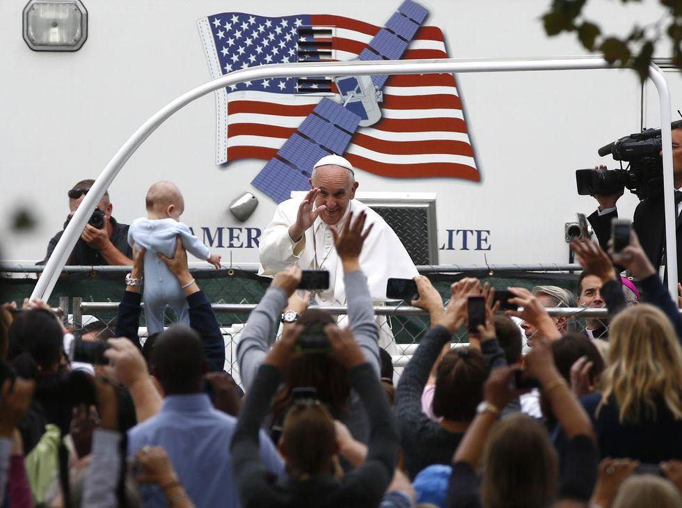 Così Francesco ha conquistato il cuore degli americani