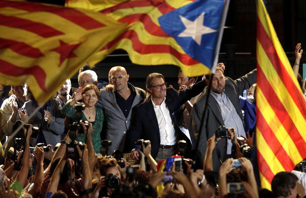 Il peso della Catalogna nell'economia della Spagna