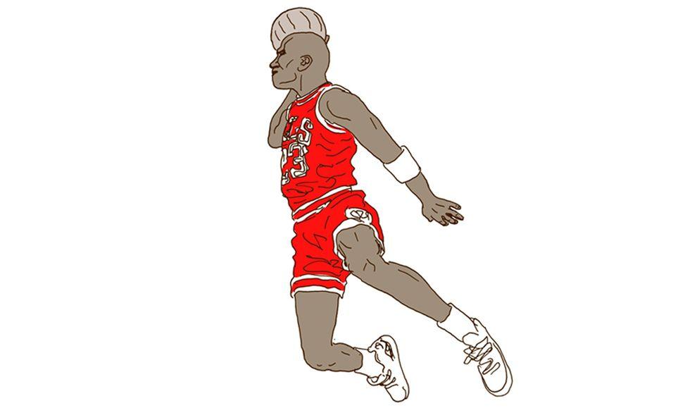 Michael Jordan, la vita