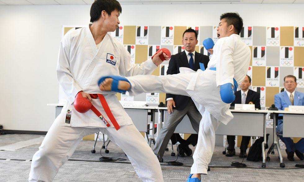 Cinque nuove discipline per i Giochi olimpici 2020