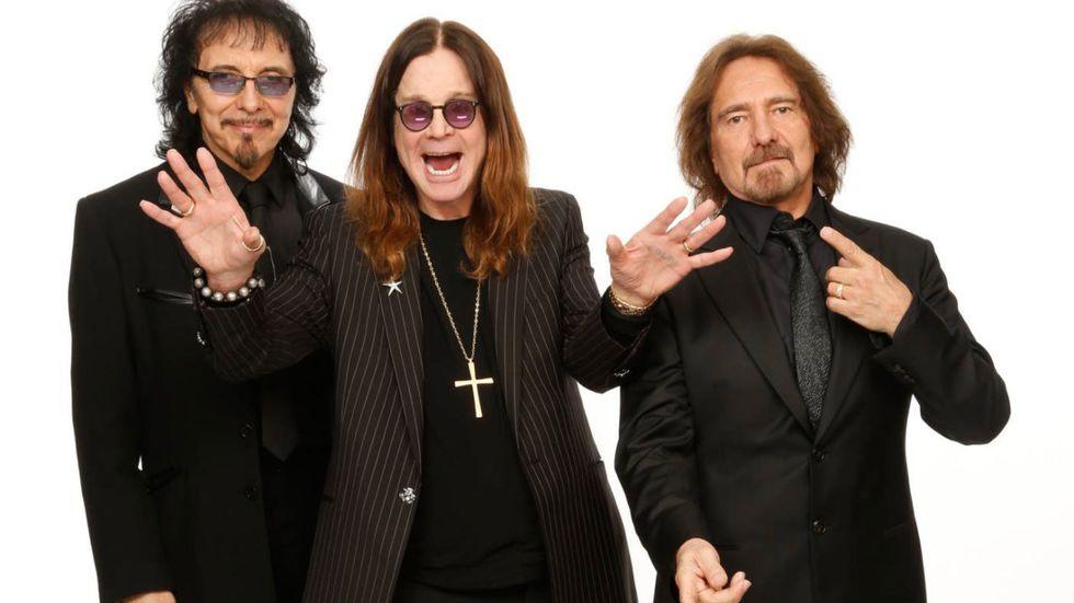 Black Sabbath in concerto all'Arena di Verona