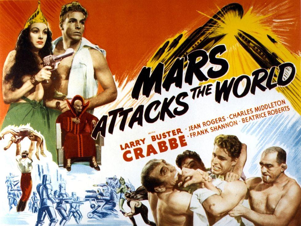 Marte e l'uomo. Mito e miti del pianeta rosso