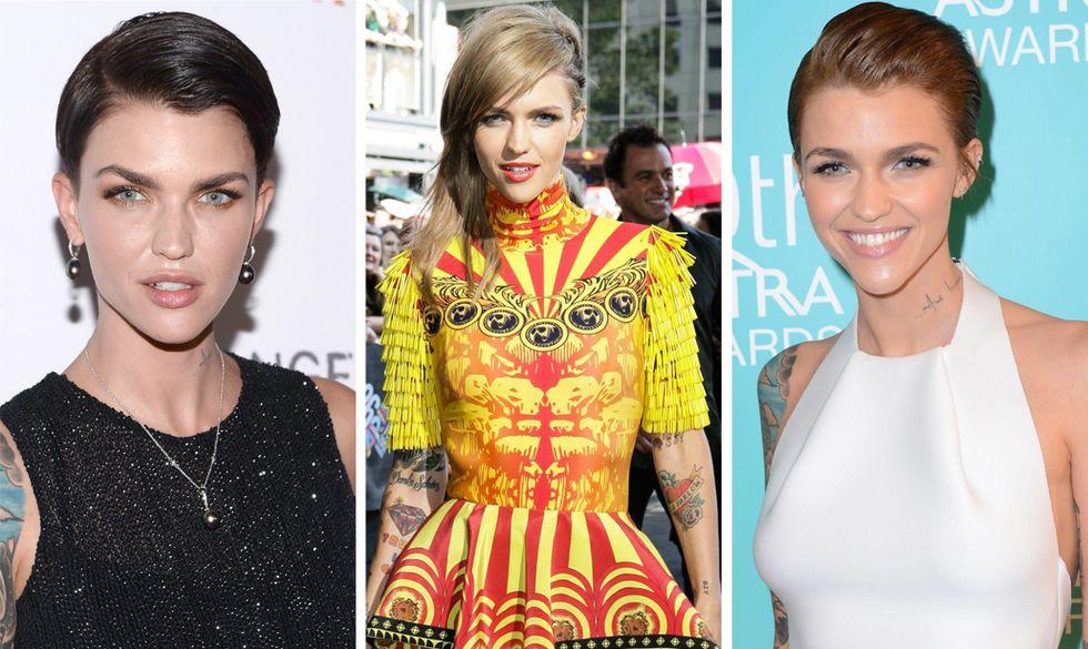 MTV EMA 2015 Ruby Rose