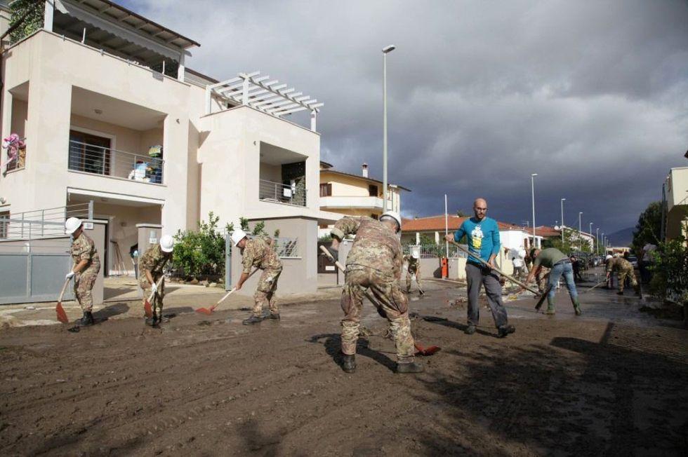 Il ciclone lascia la Sardegna, ma il maltempo attacca il resto d'Italia