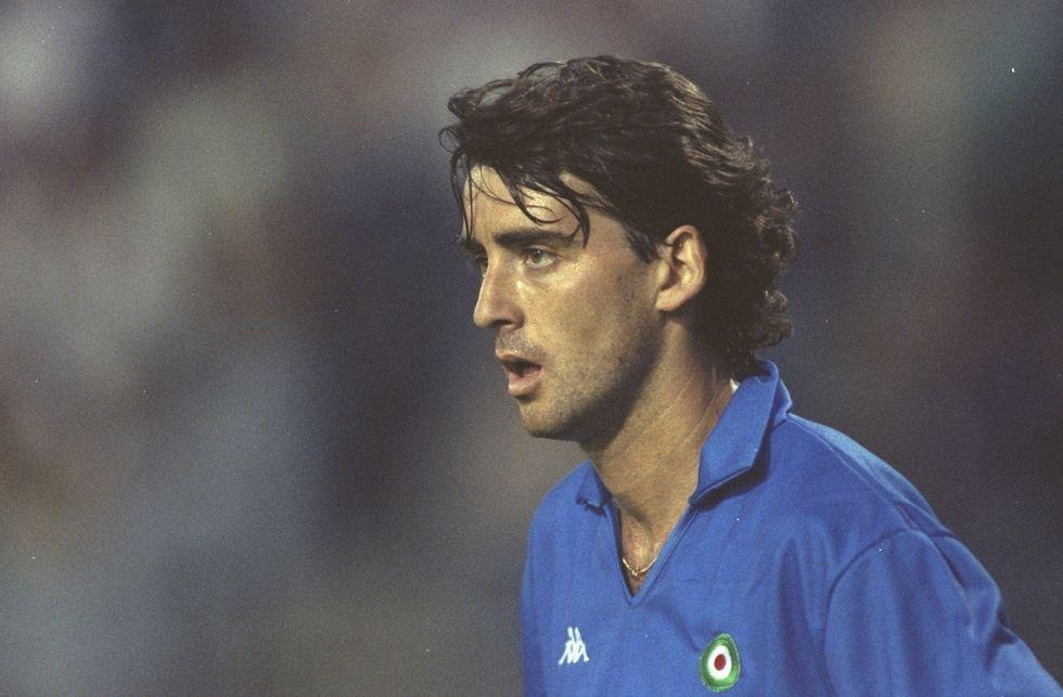 Roberto Mancini torna a Genova, la città che lo ha reso grande