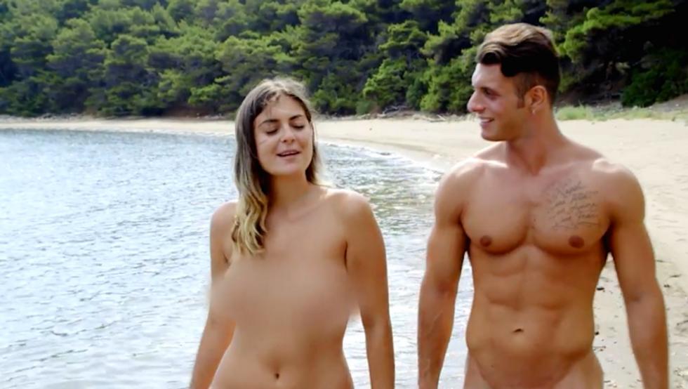 L'isola di Adamo ed Eva Deejay Tv