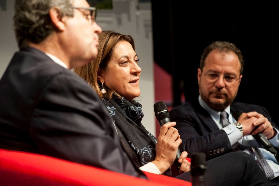 """Catiuscia Marini: """"Spoleto prossima capitale della cultura"""""""