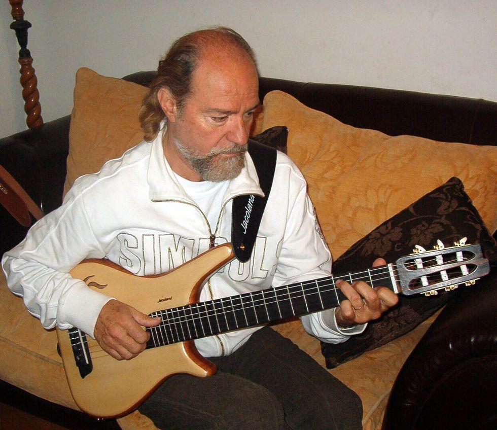 Addio a Rodolfo Maltese, chitarrista del Banco