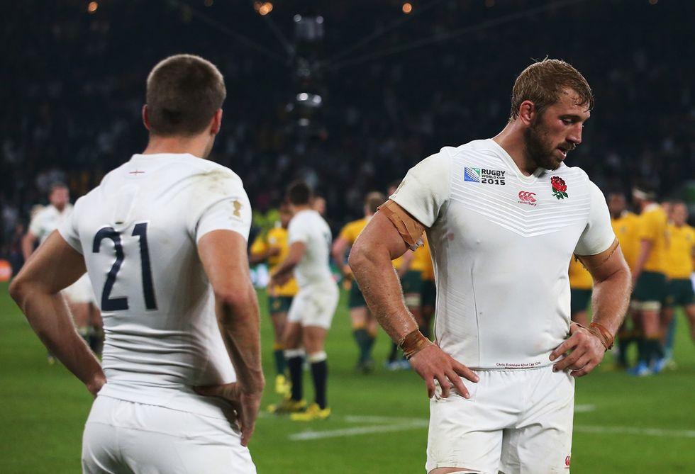 inghilterra australia rugby