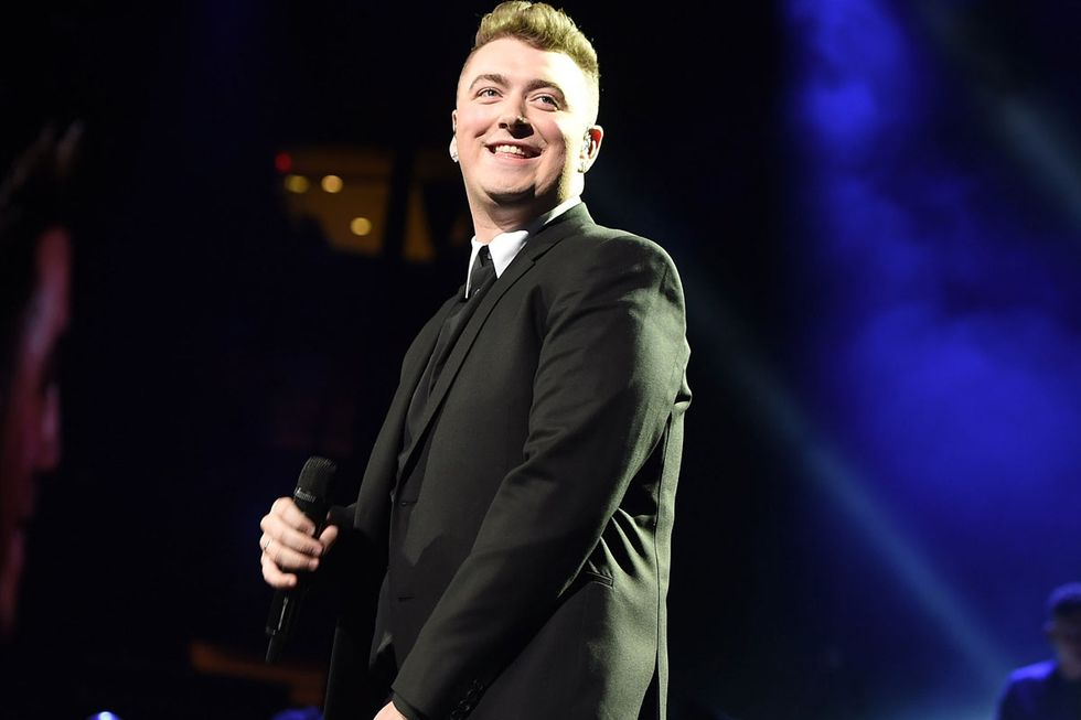 """Sam Smith: il video di """"Writing's on the Wall"""""""