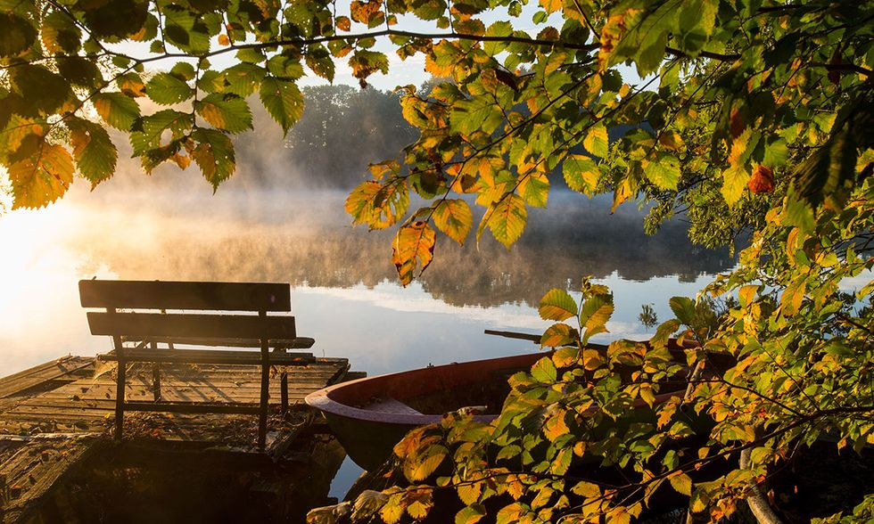 Autunno in Germania