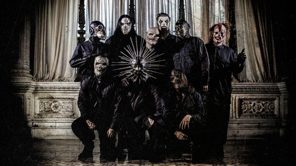 Slipknot in concerto il 2 febbraio a Padova