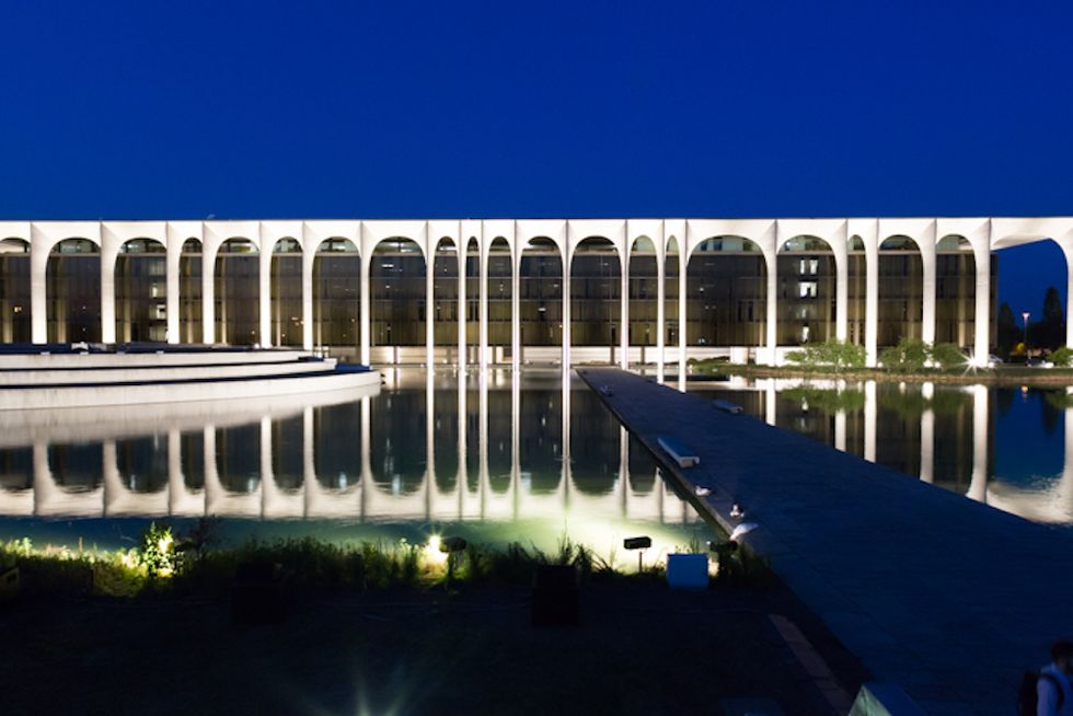 Palazzo Niemeyer Mondadori