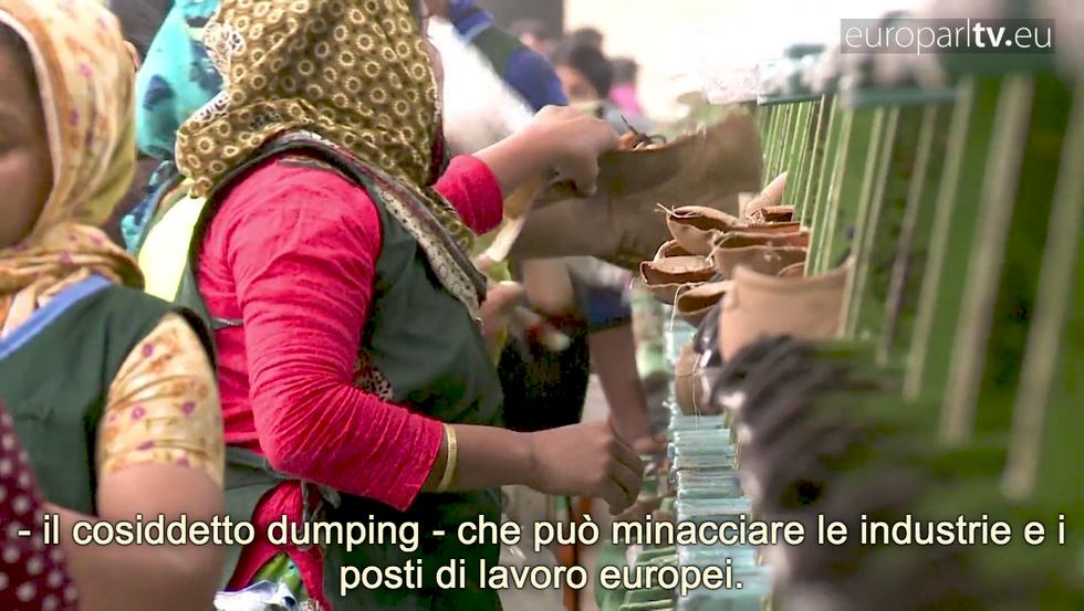 parlamento europeo dazi anti dumping