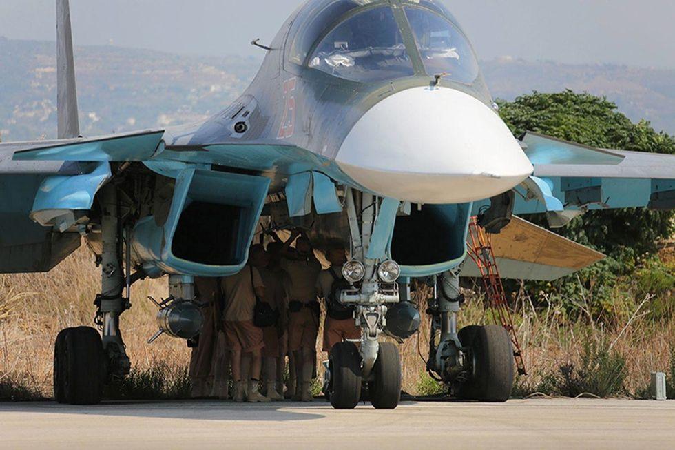 La Russia, nuova potenza del Medio Oriente