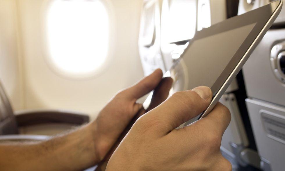 Pro e contro del Wi-Fi in aereo