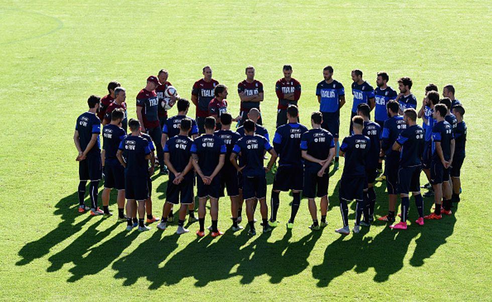 """Italia, è l'ora dell'Europeo: """"Qualifichiamoci contro l'Azerbaigian"""""""