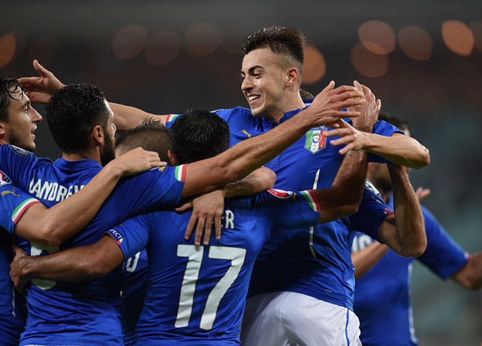 Missione compiuta: l'Italia vola all'Europeo