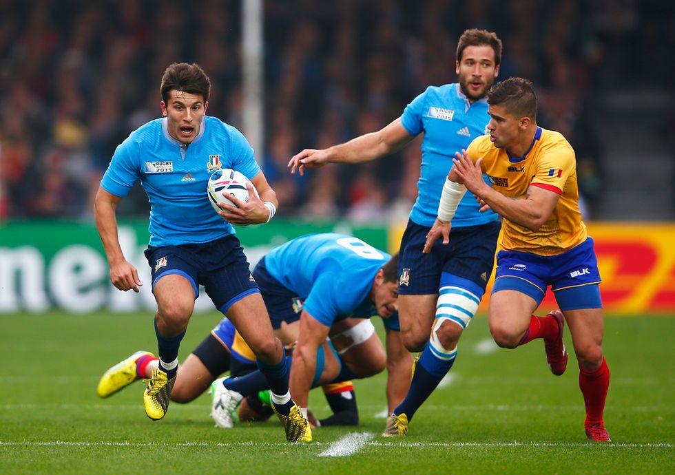 Rugby: l'Italia batte la Romania e va ai Mondiali 2019
