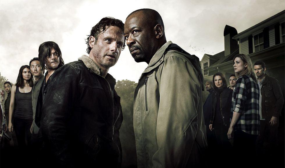 The Walking Dead, anticipazioni e trailer della sesta stagione