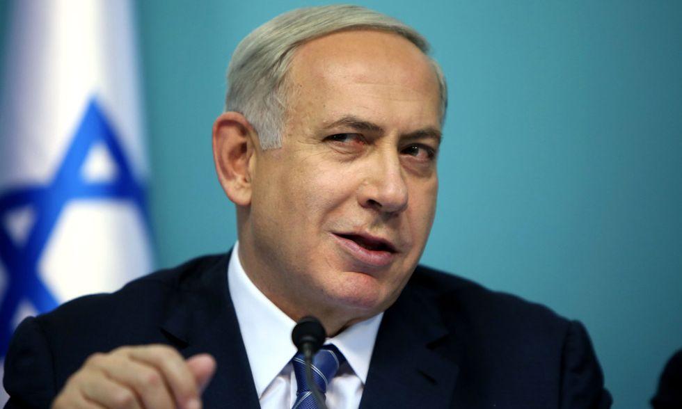 Netanyahu in conferenza stampa