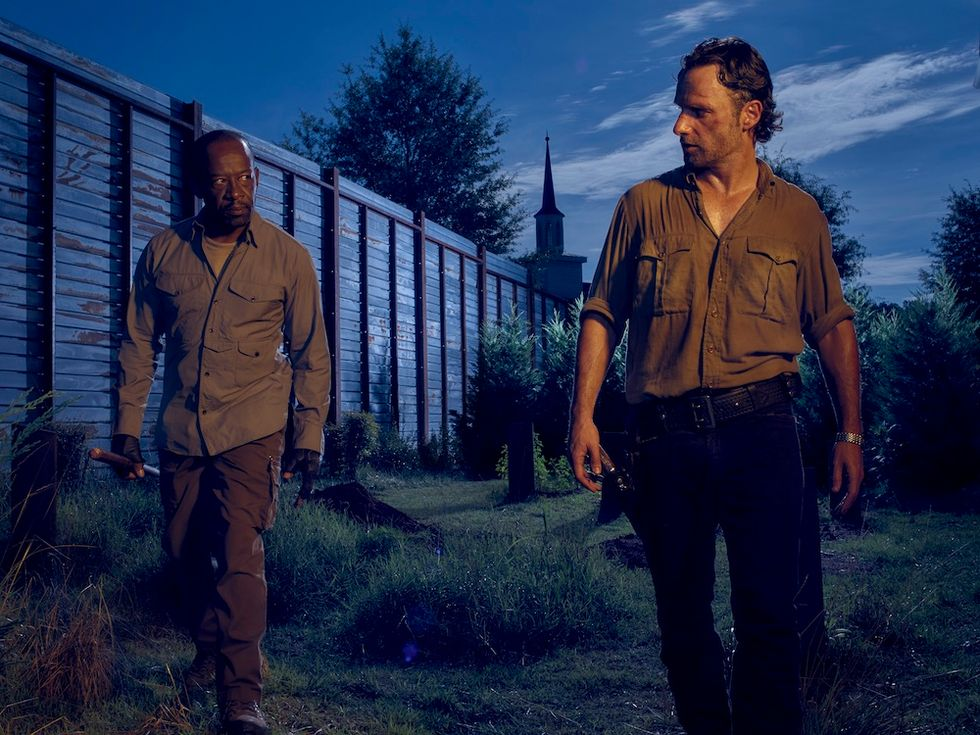 The Walking Dead 6: le prime 5 stagioni in 5 minuti (video)