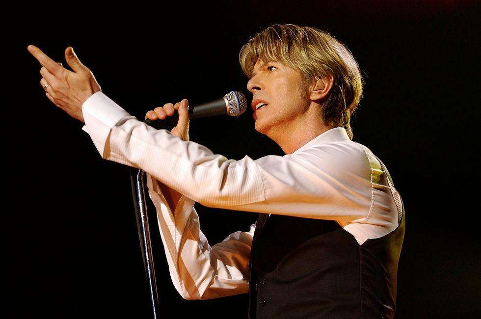 David Bowie non andrà mai più in tour