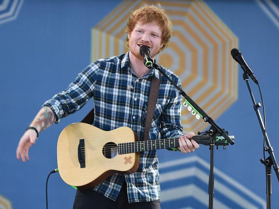 "Ed Sheeran: ""Thinking out loud"" supera 500 milioni di ascolti su Spotify"