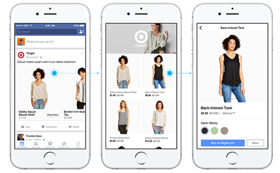 facebook compra