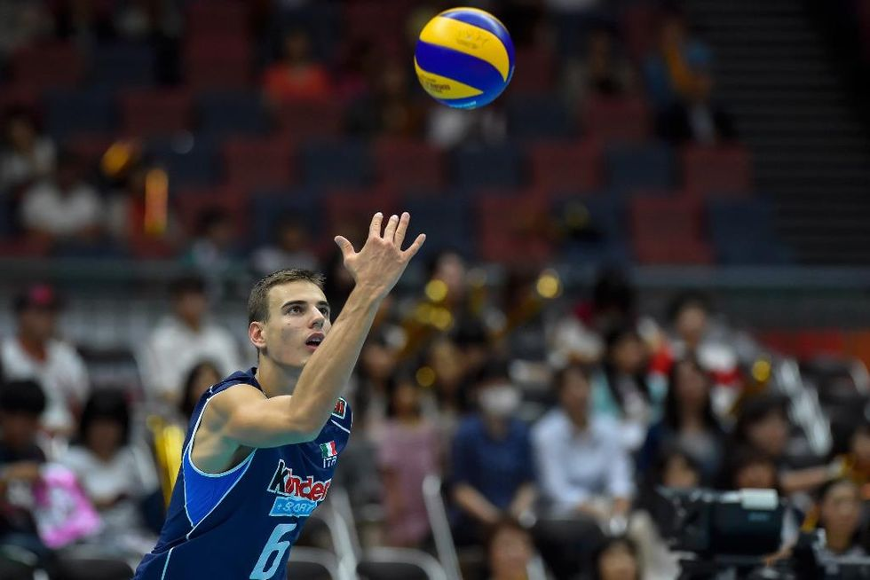 Eurovolley: l'Italia annienta la Russia e approda alle semifinali
