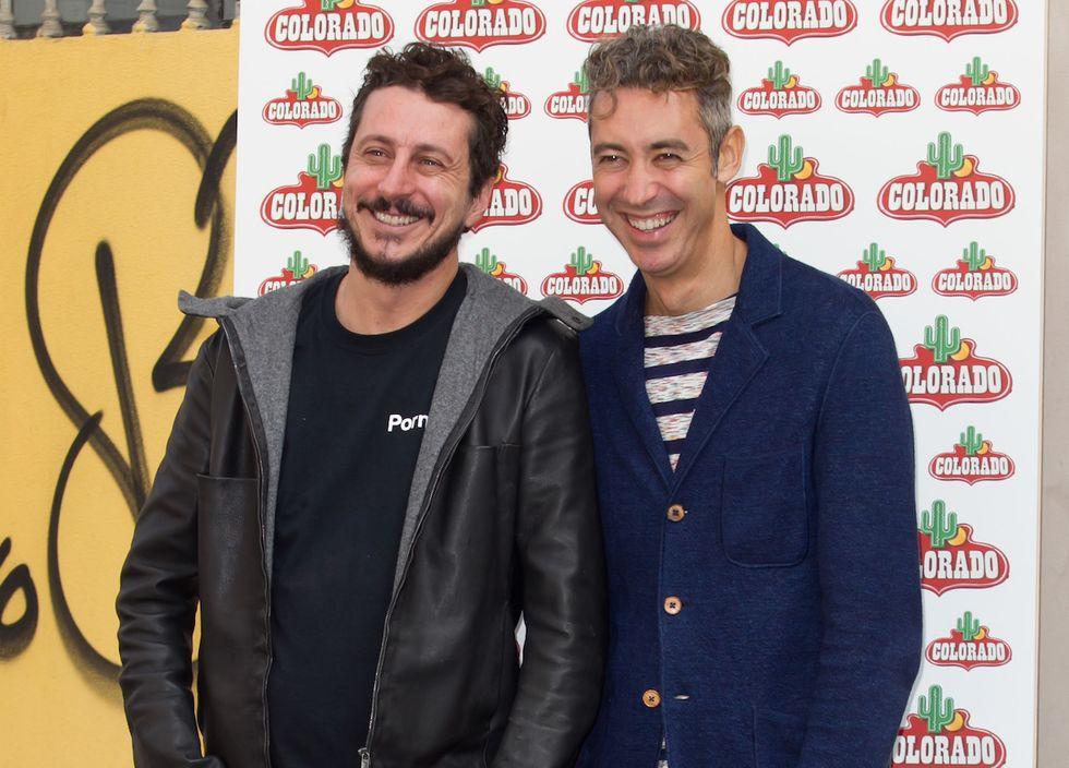 COLORADO 2015 LUCA BIZZARRI E PAOLO KESSISOGLU