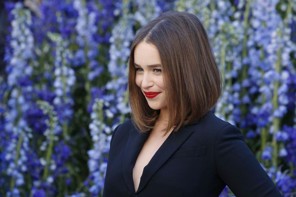Emilia Clarke sexiest woman alive 2015