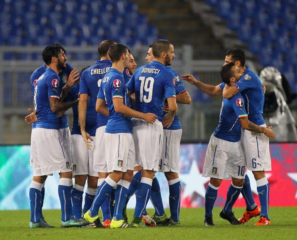 Pagelle Italia: Florenzi è indispensabile, Montolivo flop anche in azzurro