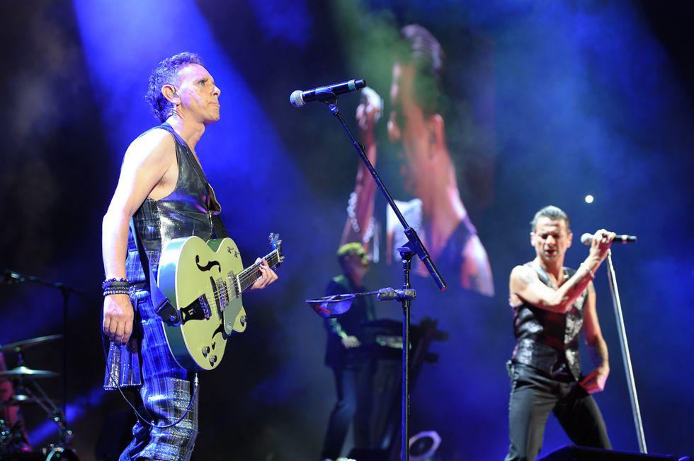 Depeche Mode: trionfo a Roma - Recensione e scaletta