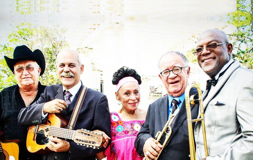 Buena Vista Social Club in concerto alla Casa Bianca